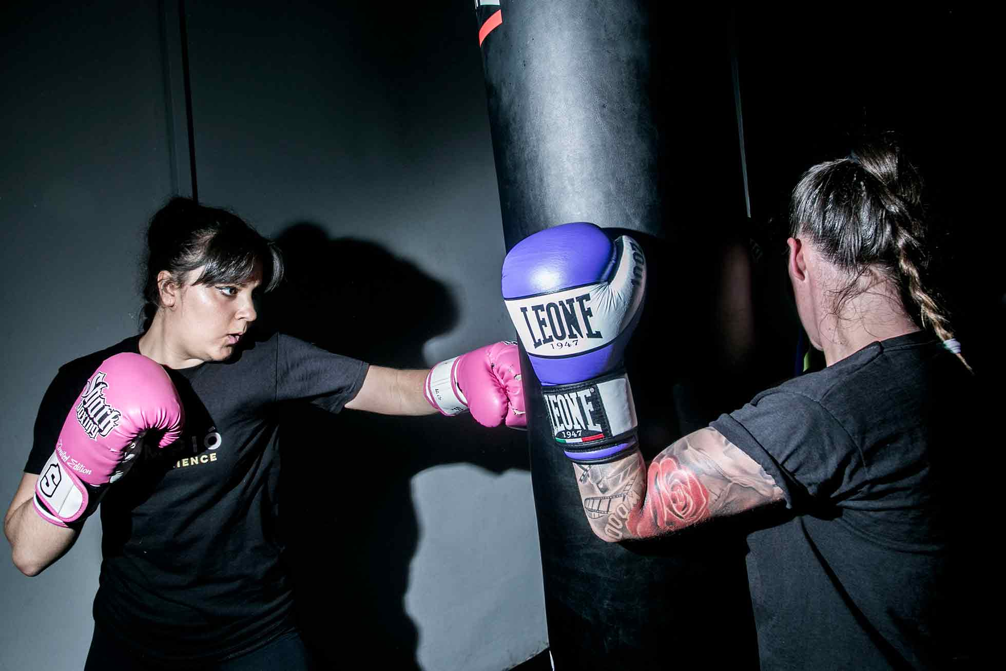 el boxeo es bueno para bajar de peso